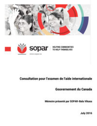 SOPAR-Bala-Vikasa-Consultation-pour-l'examen-de-l'aide-internationale-Jul